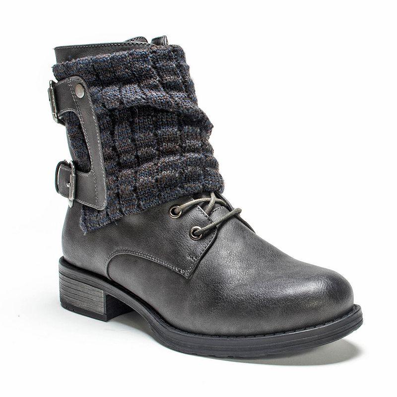 MUK LUKS Effie Ankle Boots