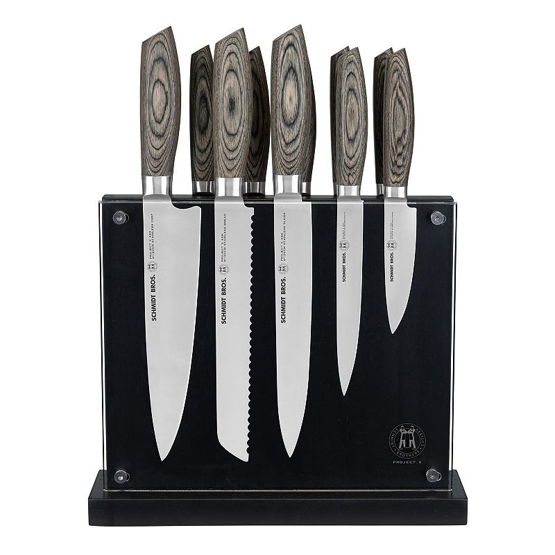 Schmidt Brothers Ash 12-pc. Knife Set