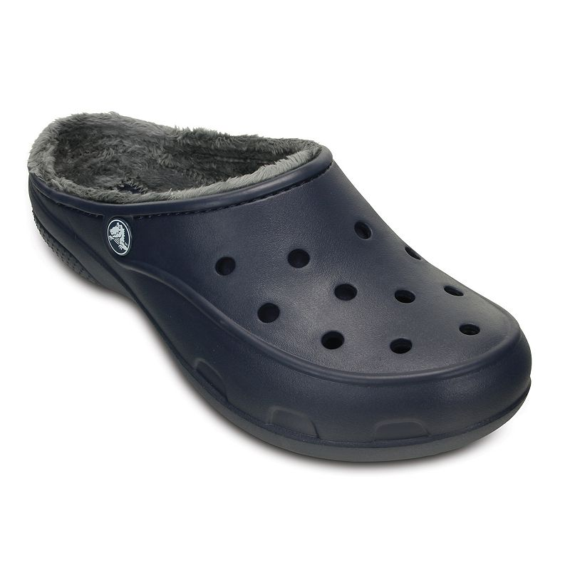 Crocs Freesail Women's Faux-Fur Clogs