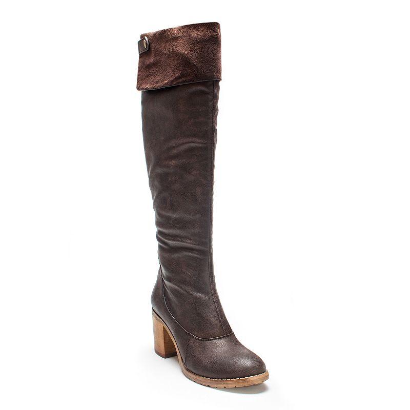 MUK LUKS Raine Women's Knee-High Boots