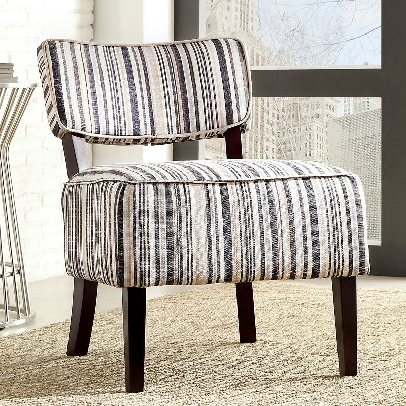 HomeVance Sabine Classic Accent Chair