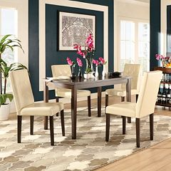 HomeVance Layton 5-piece Dining Set by
