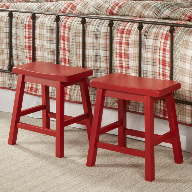 HomeVance Reagan 2 piece Saddle Stool Set DealTrend : 2265970Redwid800amphei800ampopsharpen1 from www.dealtrend.com size 882 x 882 jpeg 206kB