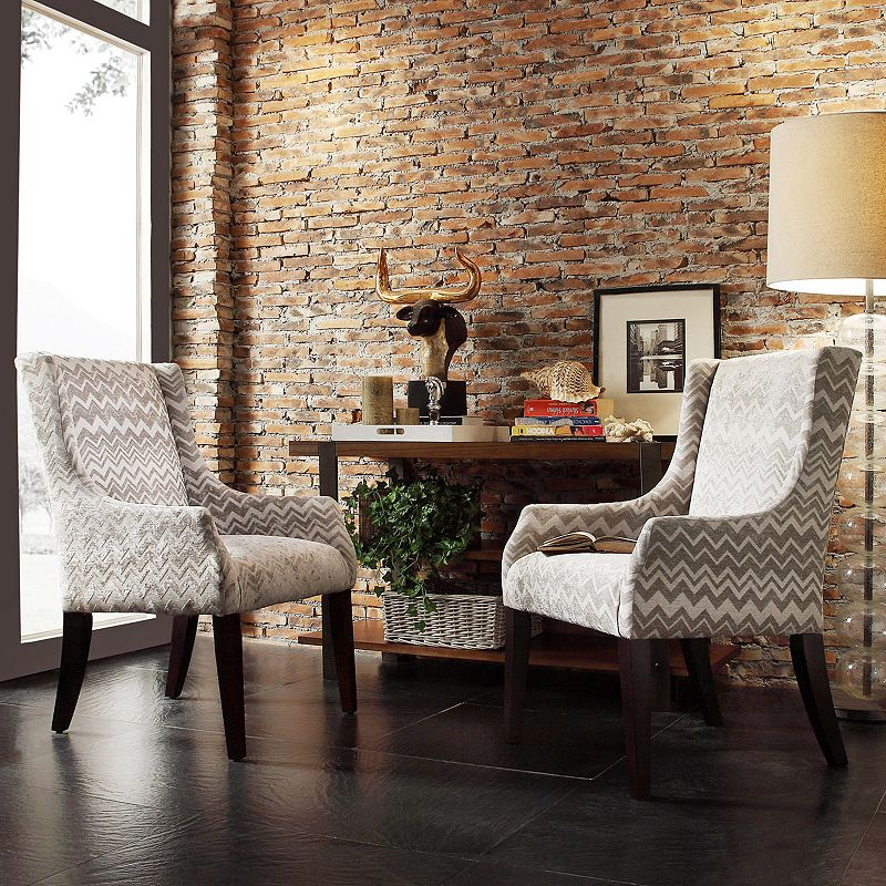 HomeVance Beverly Arm Chair