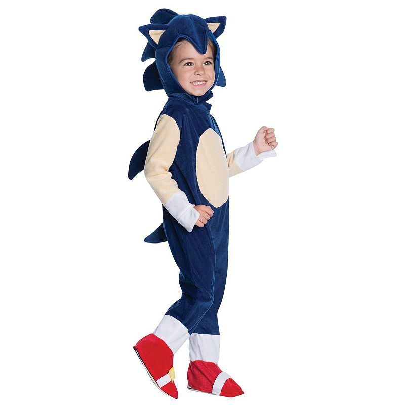 Sonic the Hedgehog Costume - Toddler