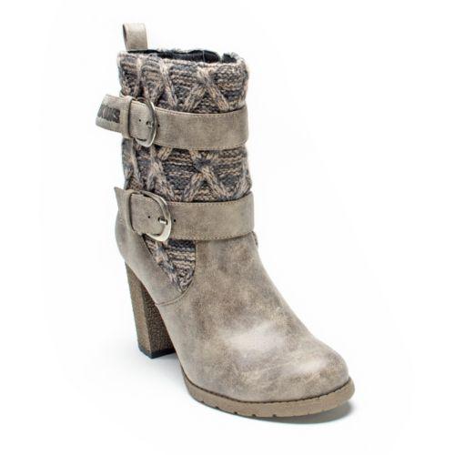 MUK LUKS Katy Women's Ankle Boots