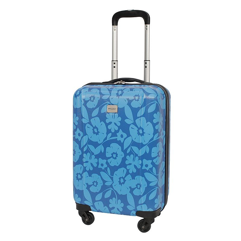 Prodigy Sussex 20-Inch Hardside Spinner Carry-On Luggage (20339-20)