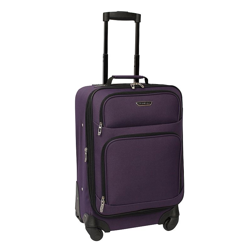 Prodigy Glendale 21-Inch Spinner Carry-On Luggage (20336-20)
