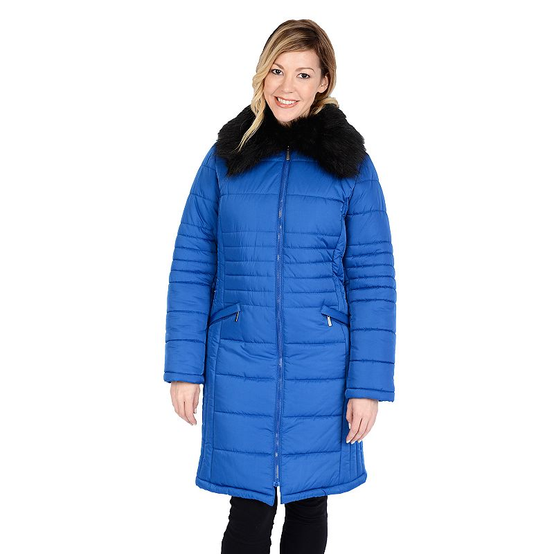 Women's Excelled Quilted Puffer Jacket