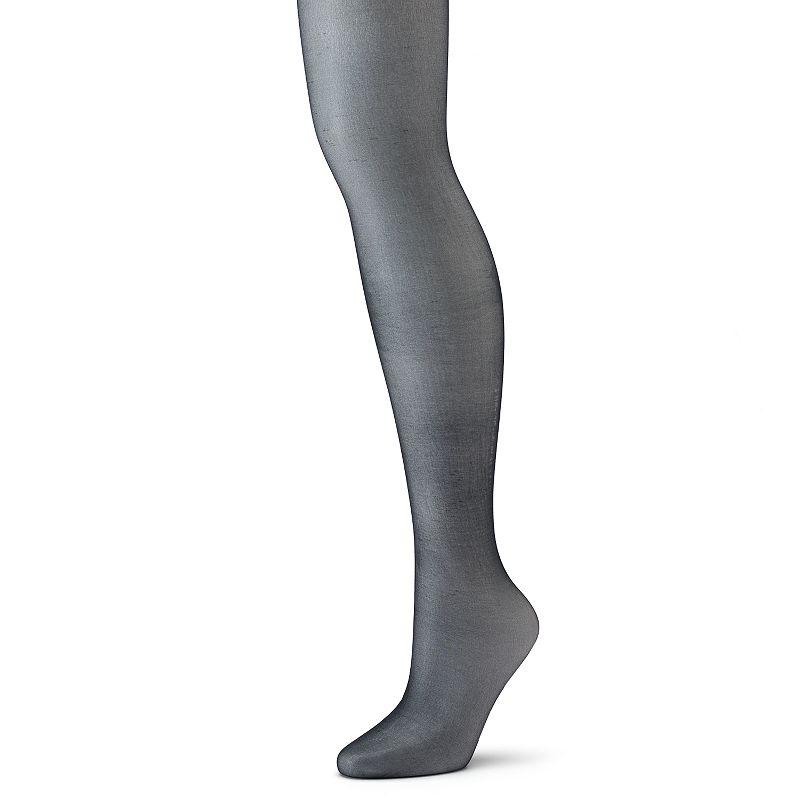 Hanes Silk Reflections Ultra Sheer Thigh-High Pantyhose
