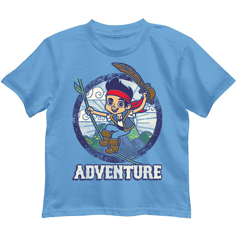 Disney's Jake and the Never Land Pirates Tee - Baby Boy