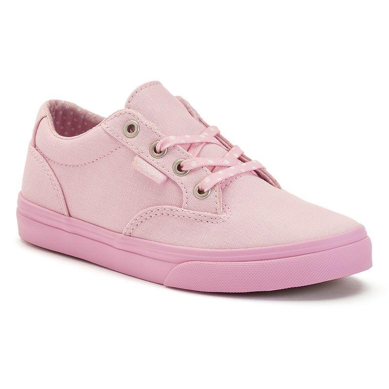 Vans Winston Girls' Suede Skate Shoes