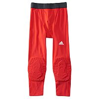 Adult adidas Padded 3/4-Length Athletic Tights