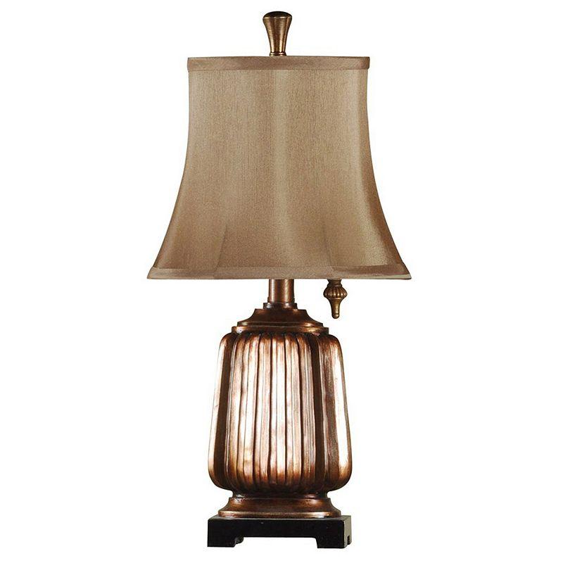 StyleCraft Antique Table Lamp