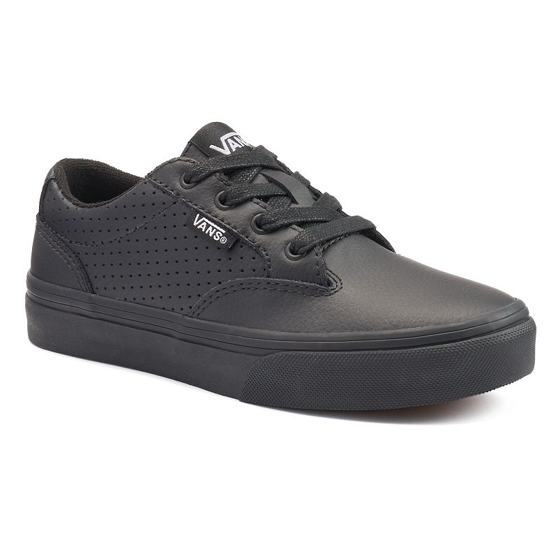 Vans Winston Boys' Leather Shoes