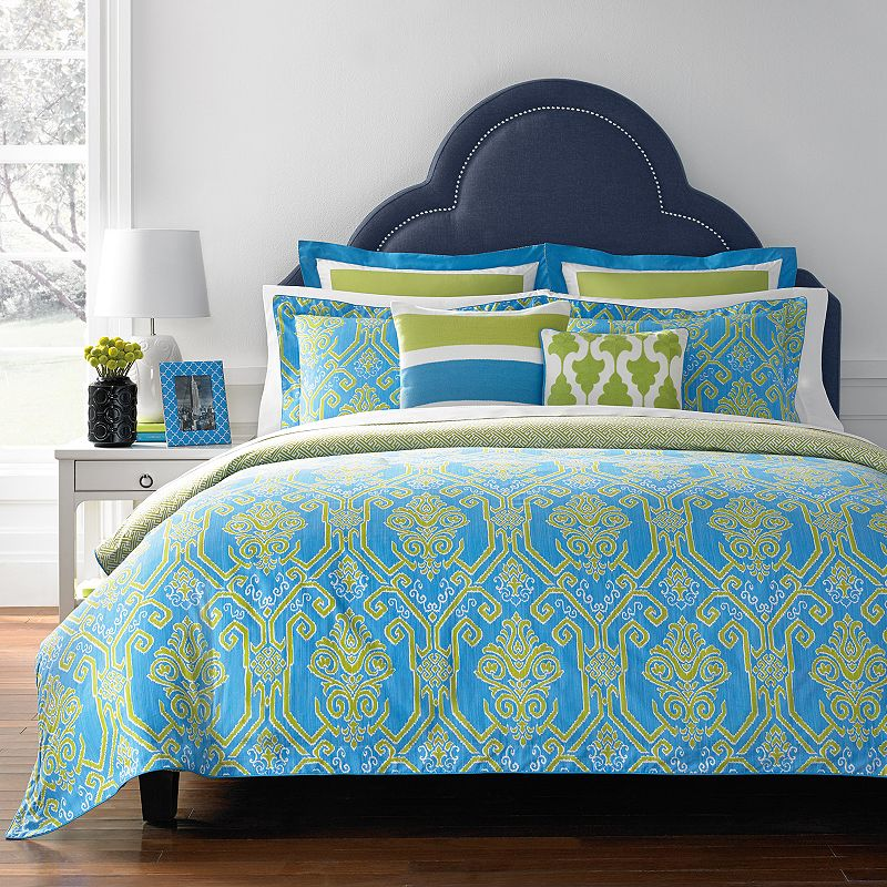 Happy Chic by Jonathan Adler Claire 3-pc. Reversible Comforter Set
