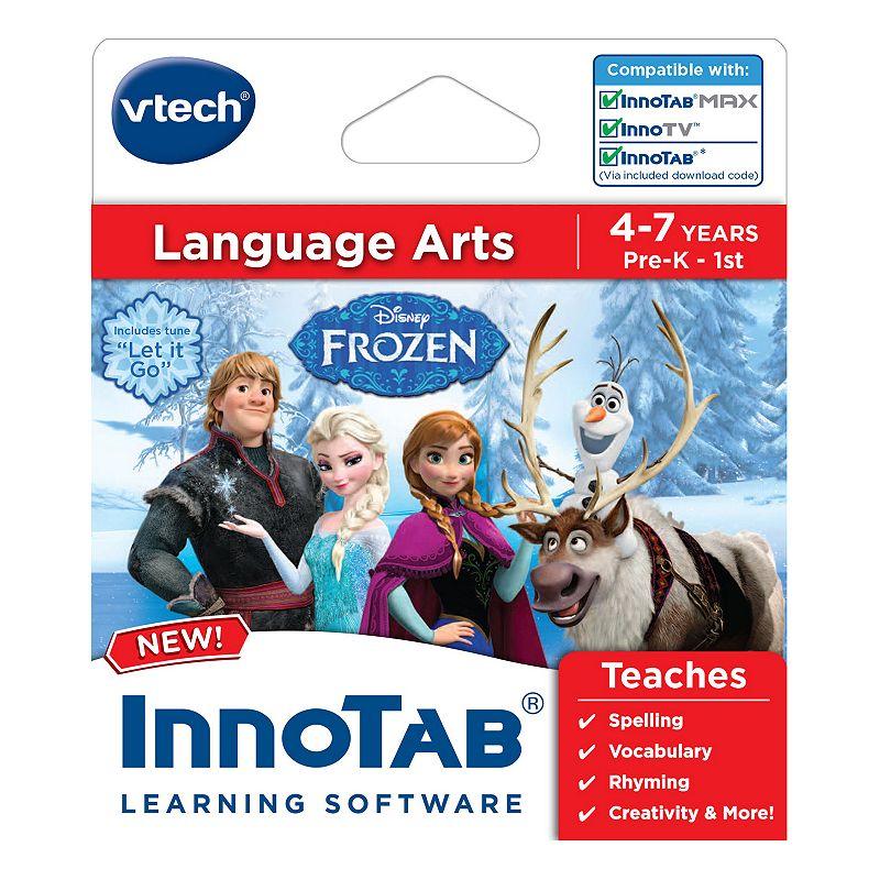 Disney's Frozen InnoTab Language Arts Game by VTech
