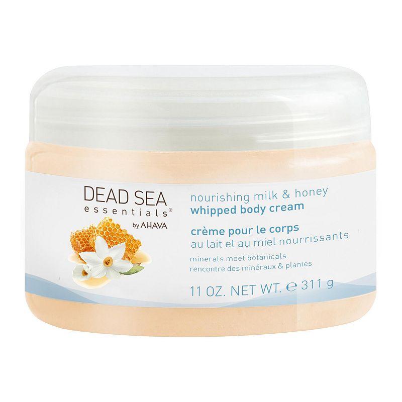 Dead Sea Essentials by AHAVA Nourishing Milk & Honey Whipped Body Cream
