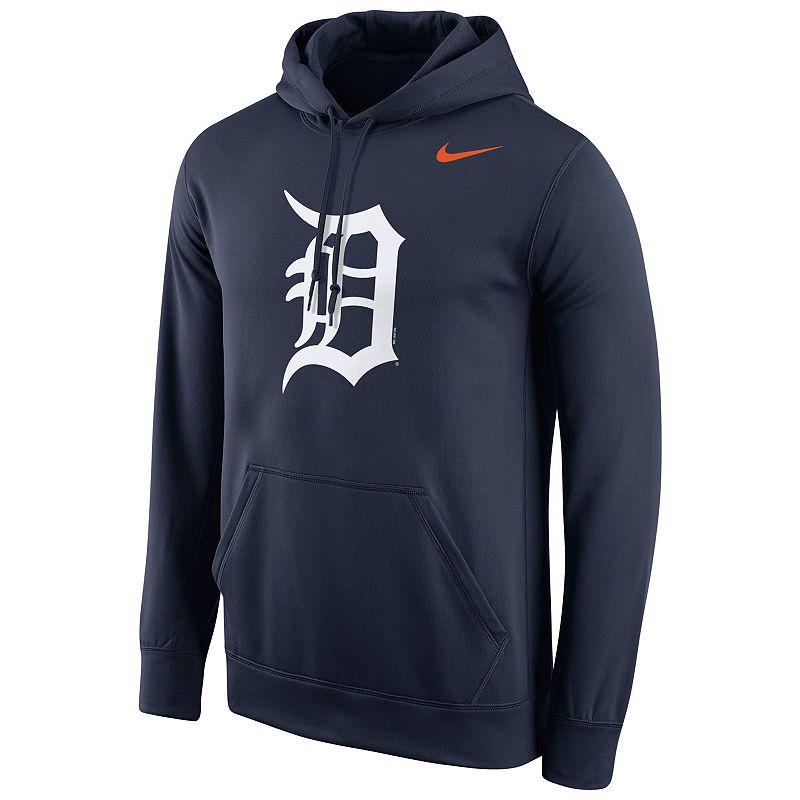 Men's Nike Detroit Tigers Therma-FIT Pullover Hoodie