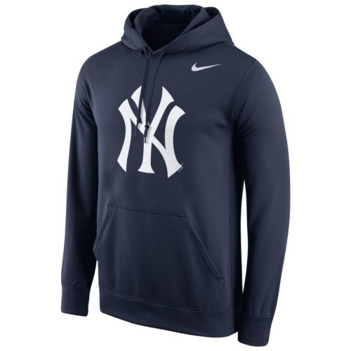 Men's Nike New York Yankees Therma-FIT Pullover Hoodie