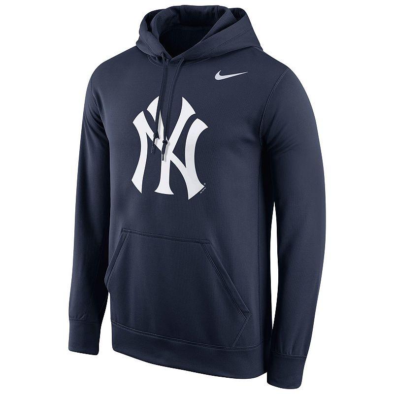 Men's Nike New York Yankees Therma-FIT Pullover Hoodie