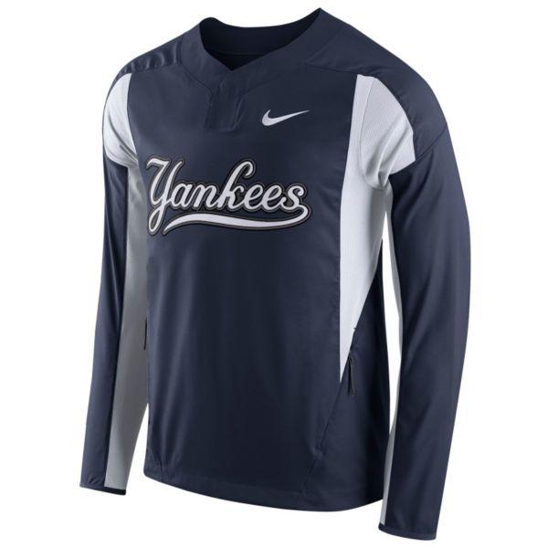 Men's Nike New York Yankees Windbreaker Pullover