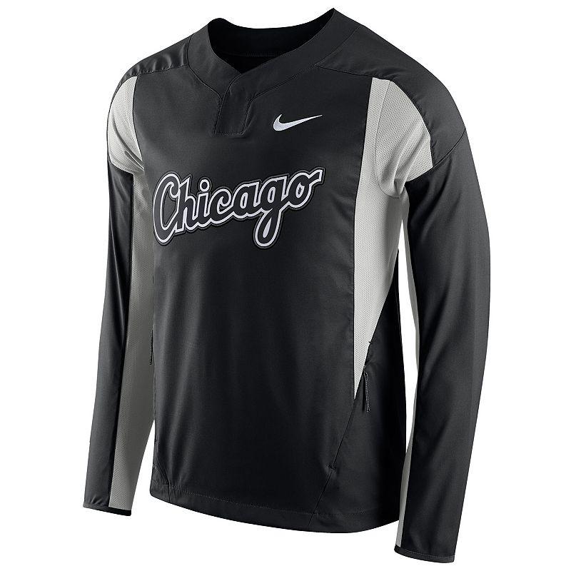 Men's Nike Chicago White Sox Windbreaker Pullover