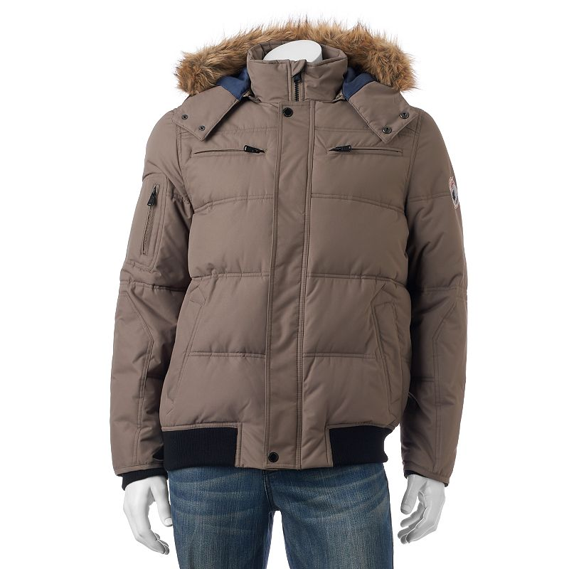 Men's Halifax Traders Hooded Parka
