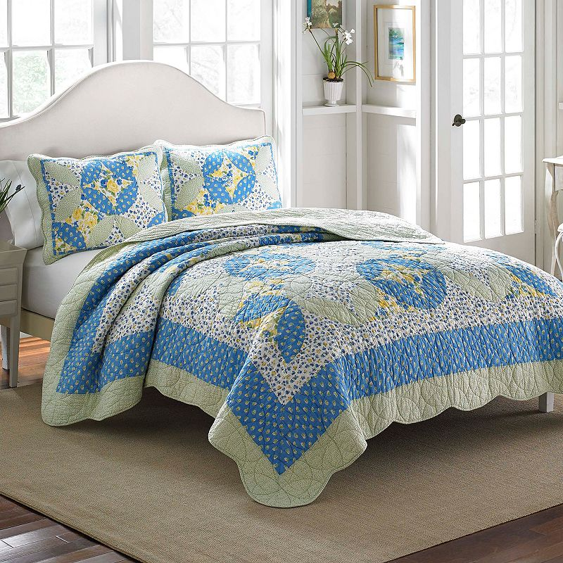 Laura Ashley Lifestyles Belle Quilt