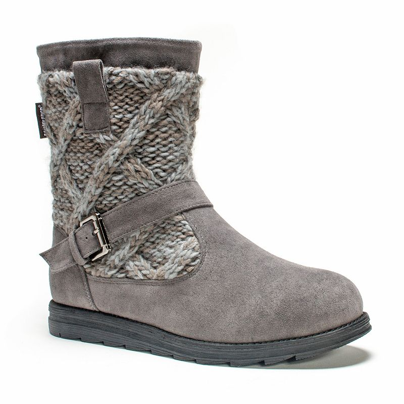 MUK LUKS Gina Women's Winter Ankle Boots