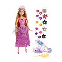 Disney Princess Rapunzel Gem Styler Doll