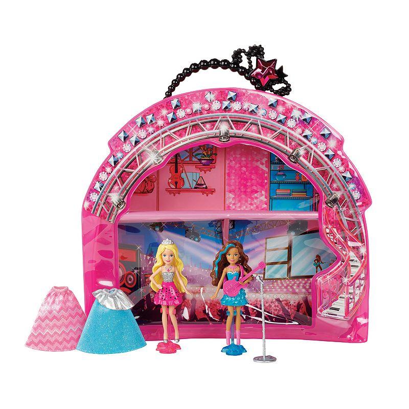 Barbie Rock 'N Royals Play Set