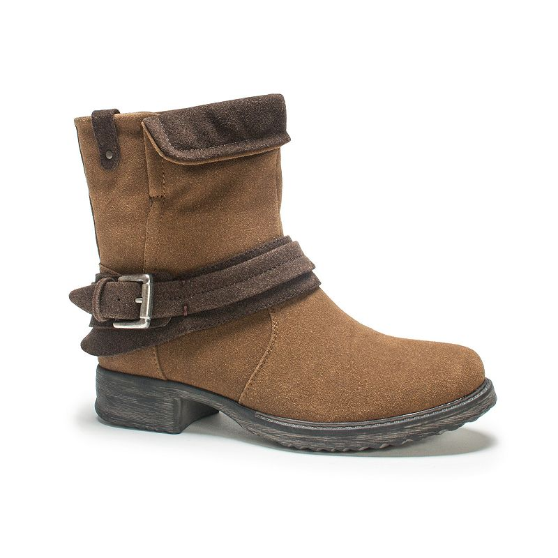 MUK LUKS Kai Women's Ankle Boots