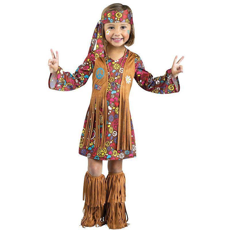 Hippie Costume - Toddler