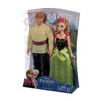 Disney's Frozen Anna & Kristoff Figures