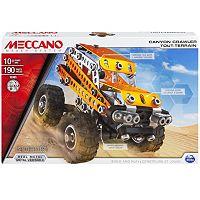 Meccano Canyon Crawler Set