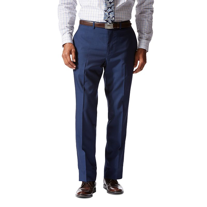 Men's Dockers Battery Street Slim-Fit Wool-Blend Suit Pants