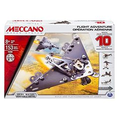 Meccano Flight Adventure 10 Model Set by