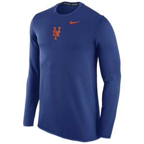 Men's Nike New York Mets Waffle Thermal Tee