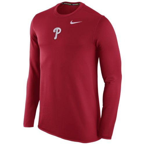 Men's Nike Philadelphia Phillies Waffle Thermal Tee