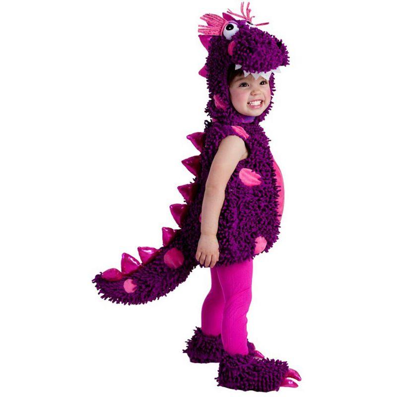 Dragon Costume - Baby (Blue)
