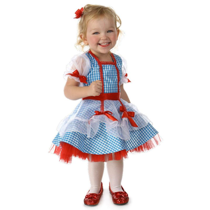 The Wizard of Oz Dorothy Costume - Baby (Blue)