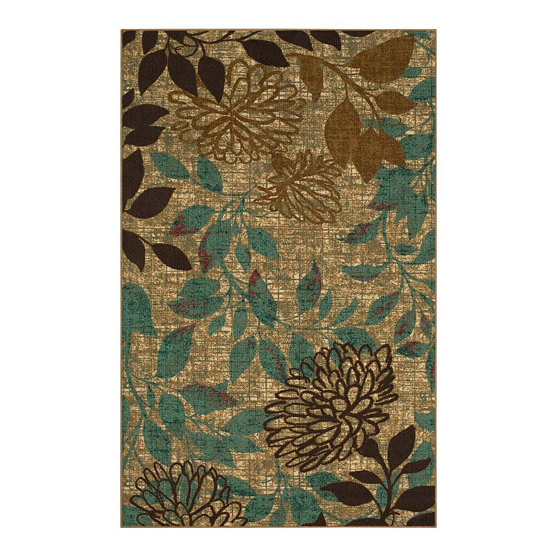 Mohawk® Home Bella Garden Floral Indoor Outdoor Rug