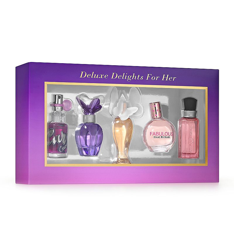 More than your average perfumes, this women's coffret set by Jennifer Lopez is exudes beauty and power.