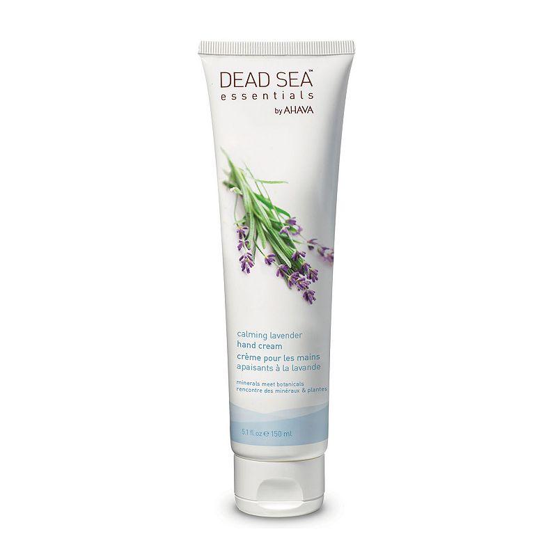 Dead Sea Essentials by AHAVA Calming Lavender Hand Cream