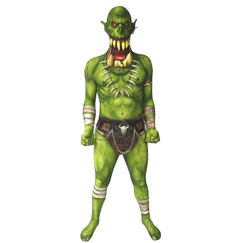 Green Orc Monster Costume - Adult