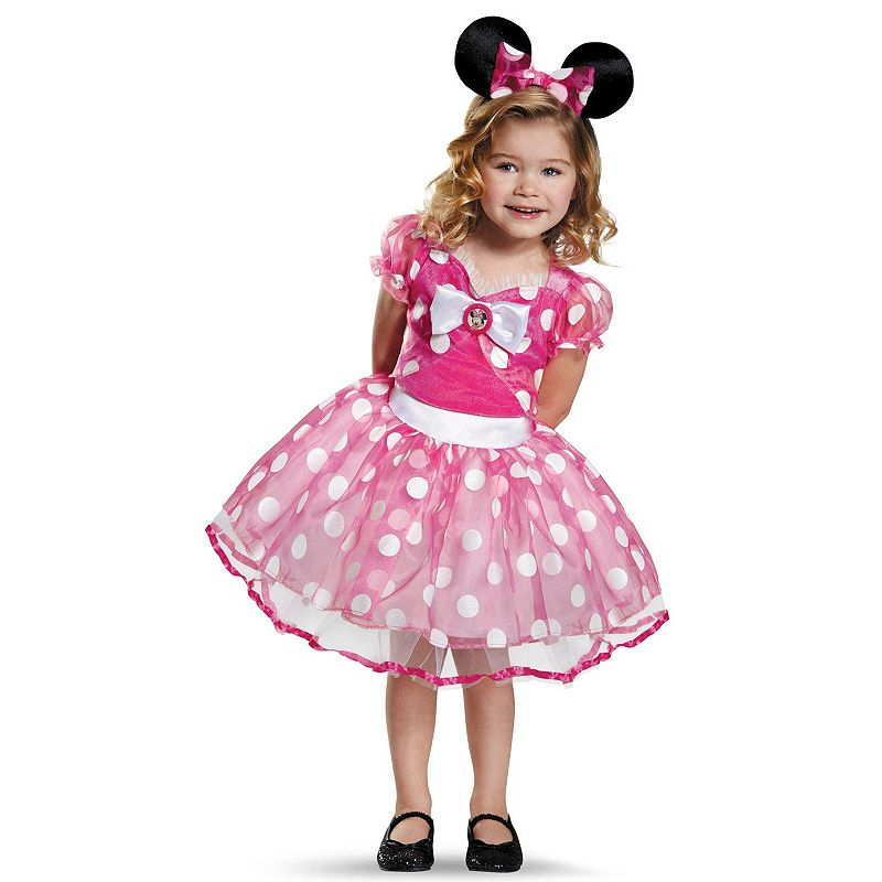 Disney's Pink Minnie Mouse Tutu Costume - Kids