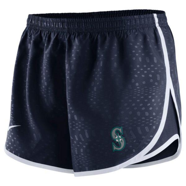 Women's Nike Seattle Mariners Modern Tempo Dri-FIT Shorts