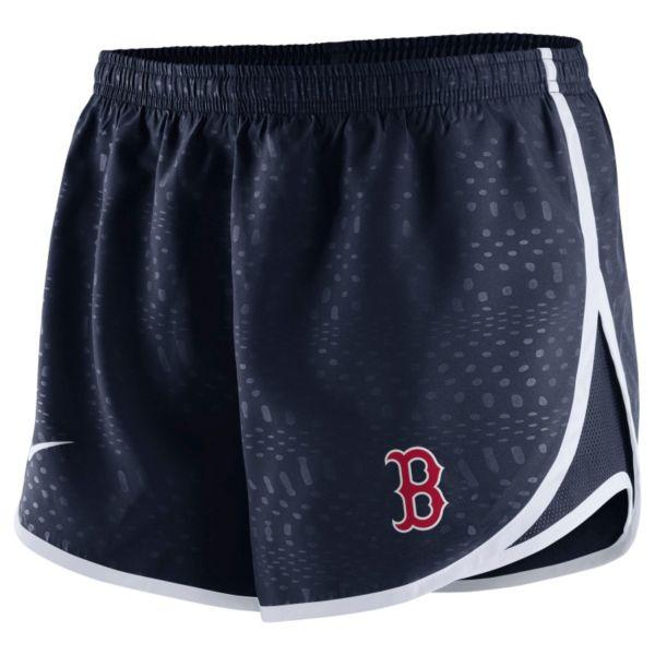 Women's Nike Boston Red Sox Modern Tempo Dri-FIT Shorts
