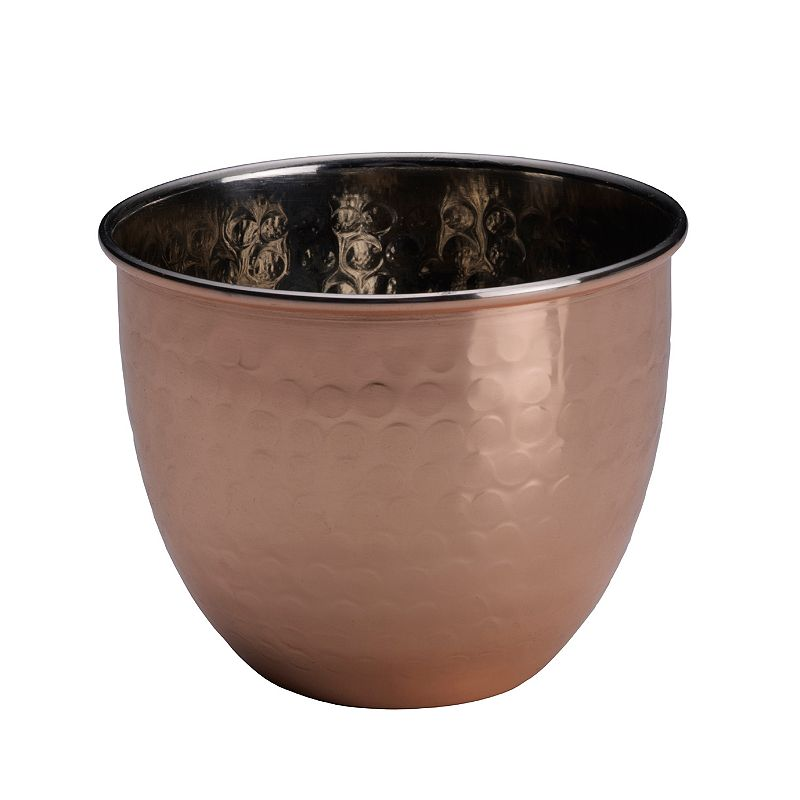 Mikasa 9-oz. Hammered Copper Cup